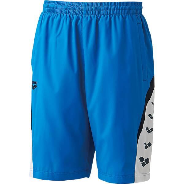 【アリーナ】 ウィンドハーフパンツ [サイズ:XO] [カラー:ブルー] #ARN-6312P-BLU 【スポーツ・アウトドア:その他雑貨】