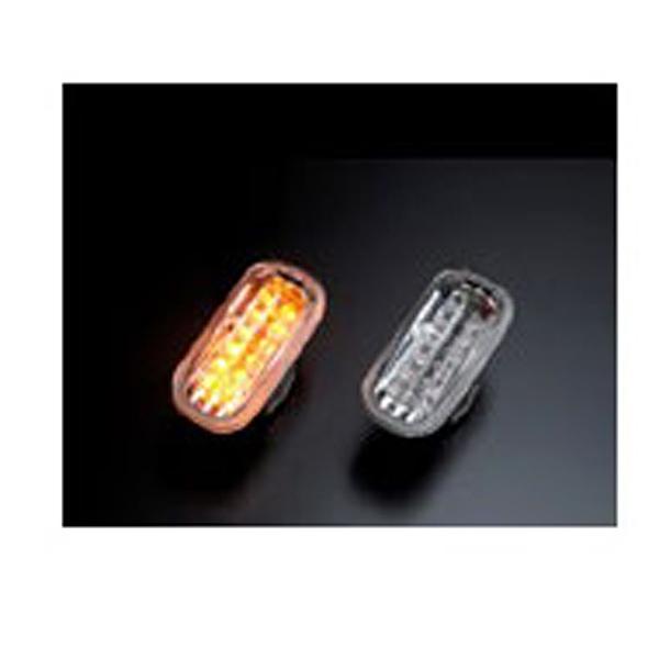 【クリアワールド】 LEDクリスタルサイドマーカ― ホンダ用 #SMH‐05L 【カー用品:ライトランプ:サイドマーカー】
