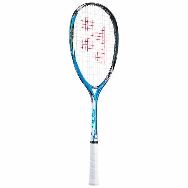 【1500円以上購入で200円クーポン(要獲得) 11/22 9:59まで】 【送料無料】 テニスラケット(ソフトテニス用) ネクシーガ50G(ガットなし) [カラー:ブライトブルー] [サイズ:UXL0] #NXG50G-576 【ヨネックス: スポーツ・アウトドア テニス ラケット】【YONEX】