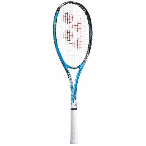 【1500円以上購入で200円クーポン(要獲得) 11/22 9:59まで】 【送料無料】 テニスラケット(ソフトテニス用) ネクシーガ50S(ガットなし) [カラー:ブライトブルー] [サイズ:UXL1] #NXG50S-576 【ヨネックス: スポーツ・アウトドア テニス ラケット】【YONEX】