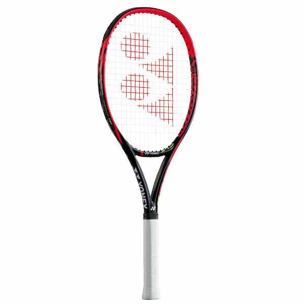 【1000円offクーポン(要獲得) 11/4 20:00~28時間 200名様】 【送料無料】 テニスラケット(硬式用) VCORE SV100S(Vコア エスブイ100S) [カラー:グロスレッド] [サイズ:G3] #VCSV100S-726 【ヨネックス: スポーツ・アウトドア テニス ラケット】【YONEX】