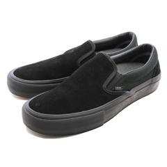 【バンズ】 バンズ スリッポン プロ [サイズ:29cm(US11)] [カラー:ブラックアウト] #VN00097M1OJ 【靴:メンズ靴:スニーカー】【VN00097M1OJ】