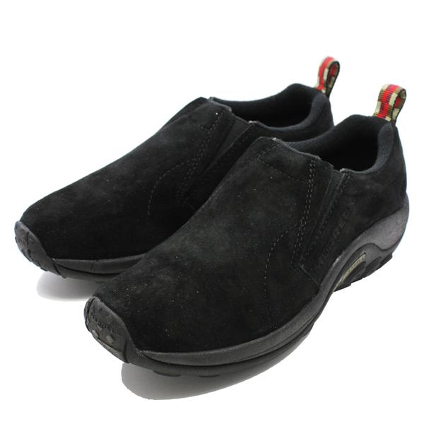 【メレル】 メレル ウィメンズ ジャングルモック [サイズ:25cm (US8)] [カラー:ミッドナイト] #J60826 【靴:レディース靴:スニーカー】【J60826】