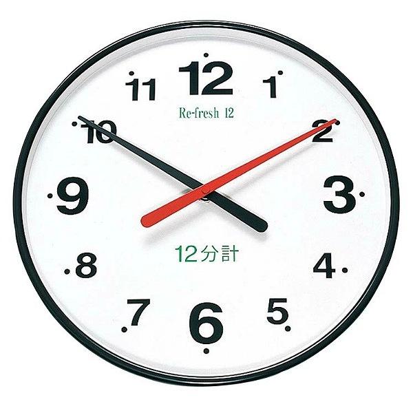 【江部松商事】 サウナタイマ― 12分計 50Hz 【インテリア・寝具・収納:時計】