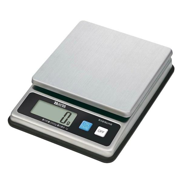 【タニタ】 タニタ デジタルスケール 2kg KW-1458W 【キッチン用品:調理用具・器具:計量器:キッチンスケール】