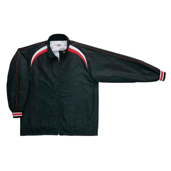 【コンバース】 ウォームアップジャケット CB162506S [カラー:ブラック×ホワイト] [サイズ:XO] #CB162506S-1911 【スポーツ・アウトドア:その他雑貨】
