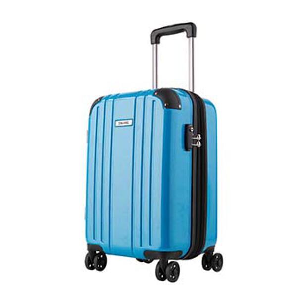 【スポルディング】 ダブルホイールキャリ― 50L [カラー:ブルー] [容量:50L] #SP-0704-55 【スポーツ・アウトドア:スポーツ・アウトドア雑貨】