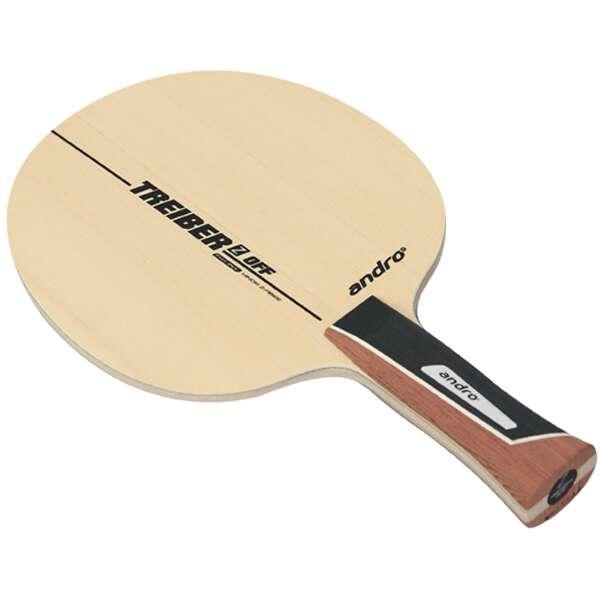 【アンドロ】 トレイバーゼット オフ AN(アナトミカル) 卓球ラケット #10227403 【スポーツ・アウトドア:スポーツ・アウトドア雑貨】