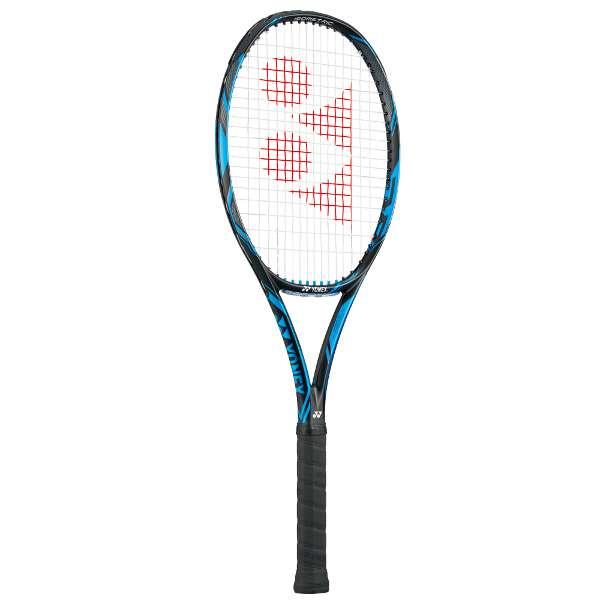 【1500円以上購入で200円クーポン(要獲得) 11/22 9:59まで】 【送料無料】 テニスラケット(硬式用) Eゾーン ディーアール 98 [カラー:ブラック×ブルー] [サイズ:LG1] #EZD98-188 【ヨネックス: スポーツ・アウトドア テニス ラケット】【YONEX】