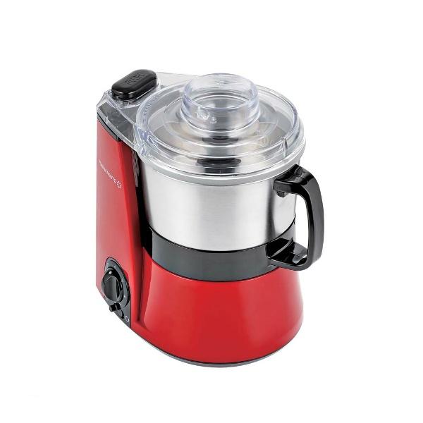 【山本電気】 フードプロセッサ― マスターカット YE-MM41R レッド 【キッチン用品:調理機器:厨房機器】
