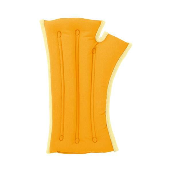 手首枕 サクラ咲く手首まくら(両手用) [カラー:オレンジ] [サイズ:L] #SS90070-OR