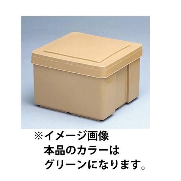 【関東プラスチック工業】 保温保冷食缶 小 KC-200 グリーン 415×335 【キッチン用品:容器・ストッカー・調味料入れ:保温容器】