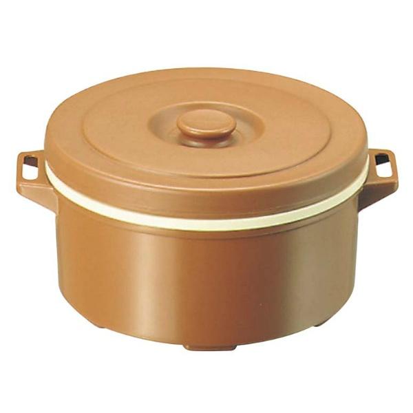【江部松商事】 プラスチック 保温食缶 みそ汁用 DF-M2 小 D/B 【キッチン用品:容器・ストッカー・調味料入れ:保温容器】