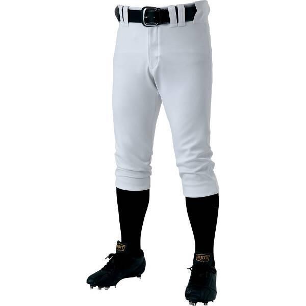 【ゼット】 プロステイタス 試合用ユニフォームレギュラーパンツ [サイズ:O7] [カラー:ホワイト] #BU518RP-1100 【スポーツ・アウトドア:野球・ソフトボール:ウェア:競技用ユニフォーム】