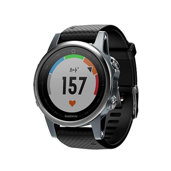 【ガーミン】 fenix5s(フェニックス5s) 日本語正規版 [カラー:グレー] #010-01685-35 【スポーツ・アウトドア:アウトドア:精密機器類:GPS:GPS本体】