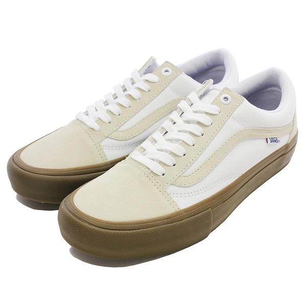【バンズ】 バンズ オールドスクール プロ [サイズ:26.5cm(US8.5)] [カラー:タートルダブ×ガム] #VN000ZD4NT4 【靴:メンズ靴:スニーカー】【VN000ZD4NT4】