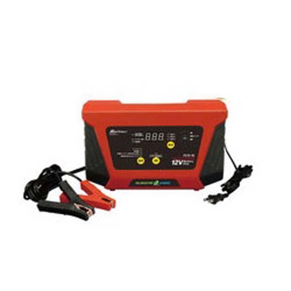 【大自工業】 バッテリー充電器 #PCR‐10 【カー用品:バッテリーメンテナンス用品:バッテリーチャージャー】