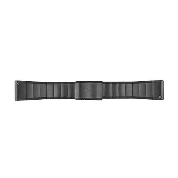 【ガーミン】 QuickFit ベルト交換キットfenix5X用 [カラー:グレーステンレススティール] #010-12517-13 【スポーツ・アウトドア:アウトドア用品:精密機器類】