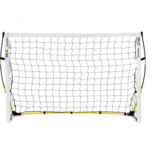 【スキルズ】 クィックスターサッカーゴール 6×4 [サイズ:組立時幅約180cm×高120cm] #000994 【スポーツ・アウトドア:スポーツ・アウトドア雑貨】
