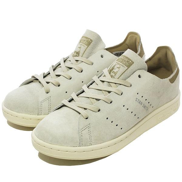 【アディダス】 アディダス スタンスミス ファッション J (ジュニア) [サイズ:24cm] [カラー:クリアーブラウン×リネンカーキ] #BB2528 【靴:レディース靴:スニーカー】【BB2528】