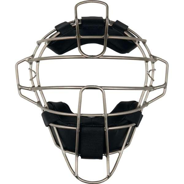 【ゼット】 プロステイタス 硬式用チタンマスク(SG基準対応) [カラー:シルバー] #BLM1265A-1300 【スポーツ・アウトドア:その他雑貨】