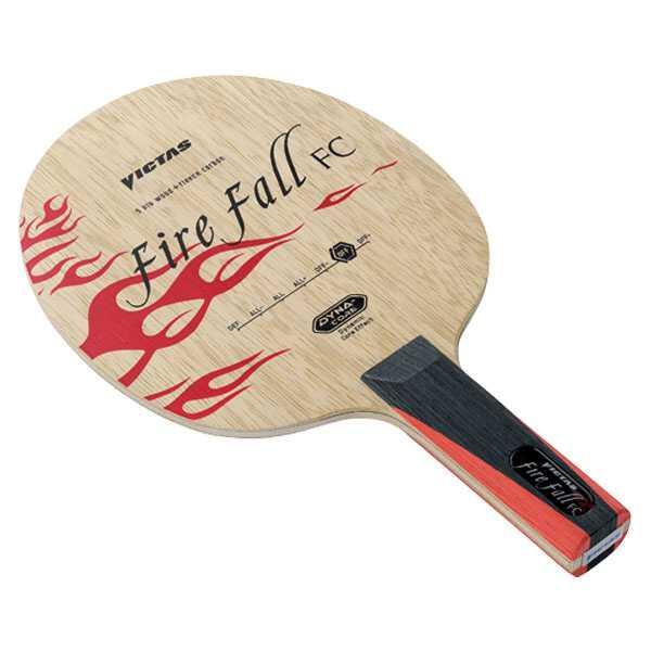 【ビクタス】 ファイヤーフォールFC ST(ストレート) 卓球 シェイクラケット #026255 【スポーツ・アウトドア:スポーツ・アウトドア雑貨】
