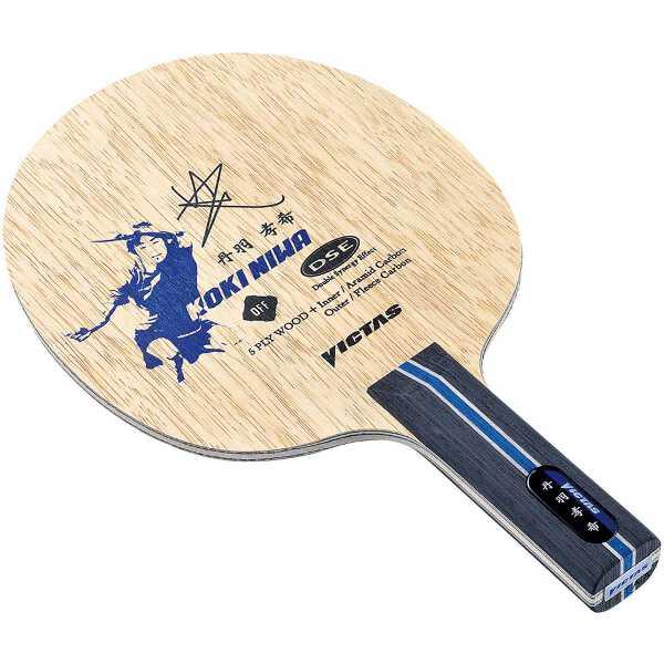 【ビクタス】 丹羽孝希 ST(ストレート) 卓球 シェイクラケット #026725 【スポーツ・アウトドア:スポーツ・アウトドア雑貨】
