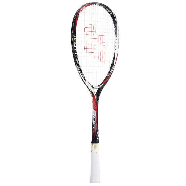 ソフトテニスラケット ネクシーガ 90G(ガットなし) [サイズ:UL1] [カラー:ジャパンレッド] #NXG90G-364