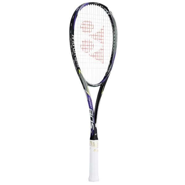 【ヨネックス】 ソフトテニスラケット ネクシーガ 80S(ガットなし) [サイズ:SL1] [カラー:ダークパープル] #NXG80S-240 【スポーツ・アウトドア:テニス:ラケット】