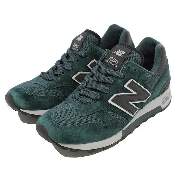 【ニューバランス】 ニューバランス M1300CAG [カラー:グリーン] [サイズ:26.5cm(US8.5) Dワイズ] [MADE IN USA] 【靴:メンズ靴:スニーカー】【M1300】
