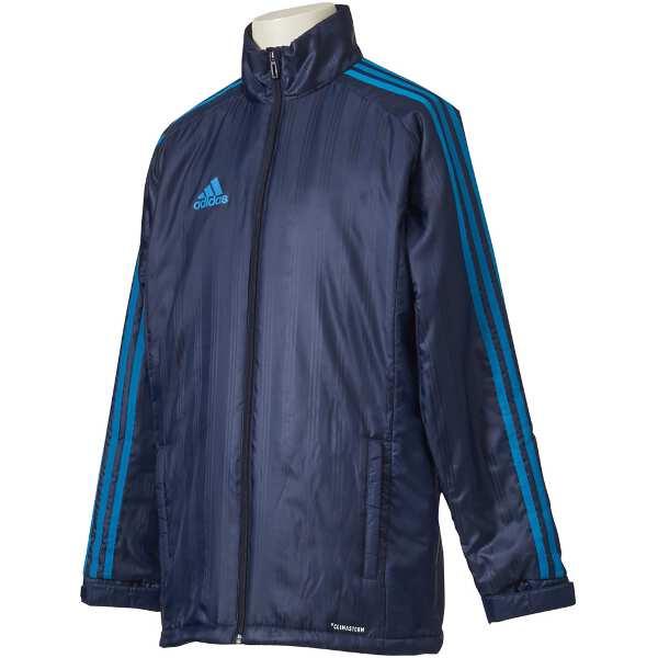 【アディダス】 SHADOW ウォーマージャケット(中綿) [サイズ:M] [カラー:レジェンドインク] #DLK14-BR3707 【スポーツ・アウトドア:その他雑貨】