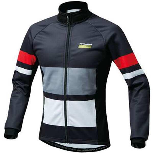 【パールイズミ】 ウィンドブレーク プリントジャケット [サイズ:L] [カラー:ブラック] #3555-BL-6 【スポーツ・アウトドア:その他雑貨】