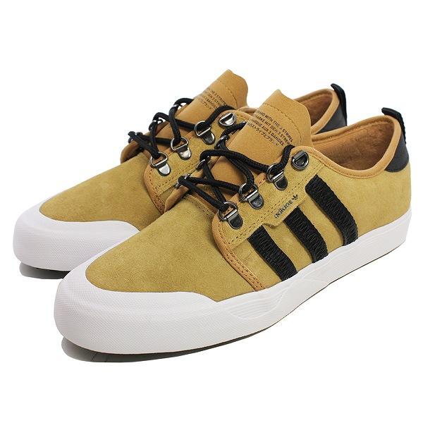 【アディダス】 アディダス スケートボーディング シェリ― アウトドア― [サイズ:28.5cm(US10.5)] [カラー:メサ×ブラック×ホワイト] #BY4106 【靴:メンズ靴:スニーカー】【BY4106】