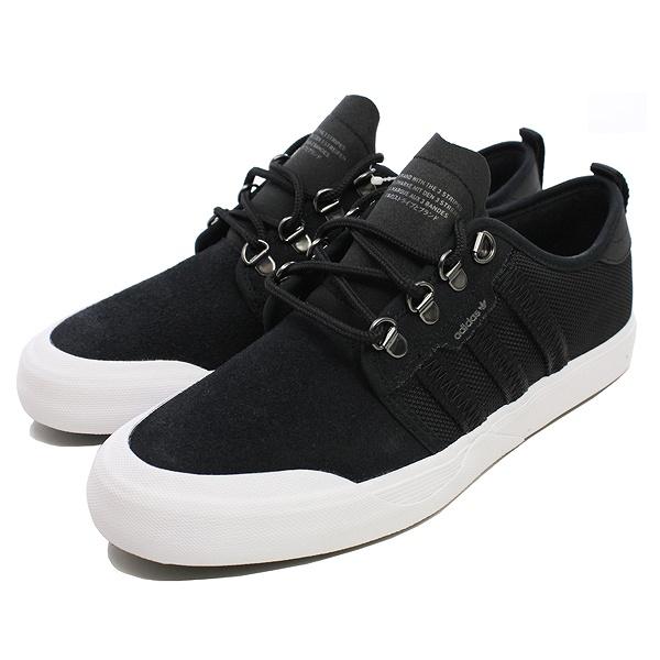 【アディダス】 アディダス スケートボーディング シェリ― アウトドア― [サイズ:28cm(US10)] [カラー:ブラック×ブラック×ホワイト] #BY4105 【靴:メンズ靴:スニーカー】【BY4105】