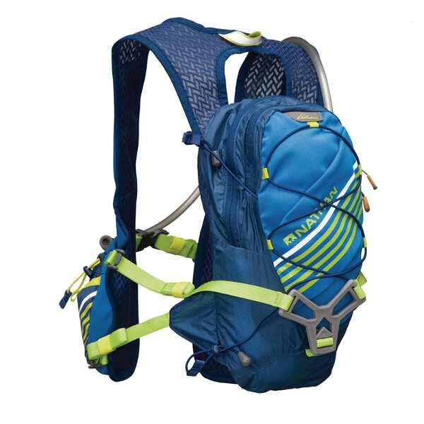 【ネイサン】 ジール 9L(ハイドレーション付属モデル) [カラー:ネイサンブルー] #5030NU 【スポーツ・アウトドア:アウトドア:バッグ:バックパック・リュック】
