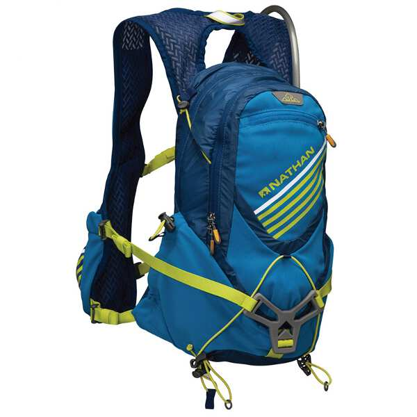 【ネイサン】 エレベーション 16L(ハイドレーション付属モデル) [カラー:ネイサンブルー] #5031NU 【スポーツ・アウトドア:スポーツウェア・アクセサリー:スポーツバッグ:バックパック・リュック】
