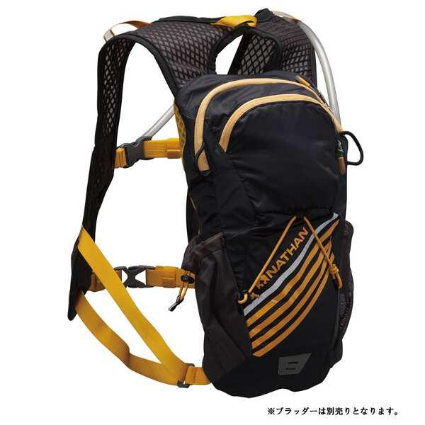【ネイサン】 ファイアストーム 5.5L(ハイドレーション別売モデル) [カラー:ブラック] #5033NBX 【スポーツ・アウトドア:アウトドア:バッグ:バックパック・リュック】