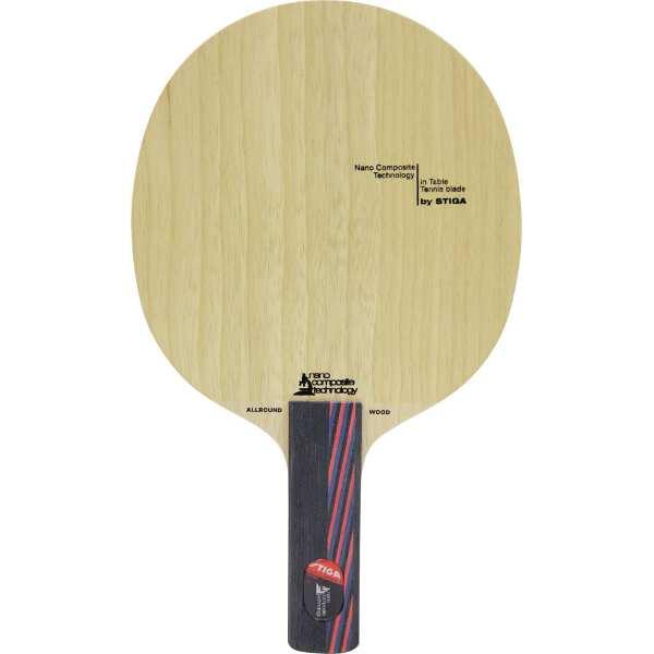 【スティガ】 シェイクラケット オールラウンドウッド NCT STR(ストレート) #105937 【スポーツ・アウトドア:スポーツ・アウトドア雑貨】