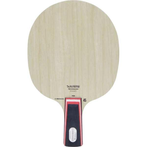 【スティガ】 中国式ラケット カーボネード 45 PEN(ペンホルダー) #106265 【スポーツ・アウトドア:その他雑貨】