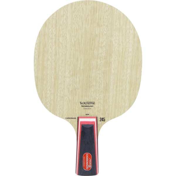 【スティガ】 中国式ラケット カーボネード 245 PEN(ペンホルダー) #106365 【スポーツ・アウトドア:スポーツ・アウトドア雑貨】
