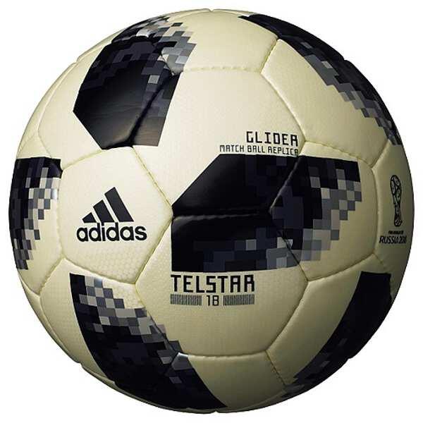 テルスター18 グライダ― サッカーボール 4号球 [カラー:ゴールド] #AF4304GLBK
