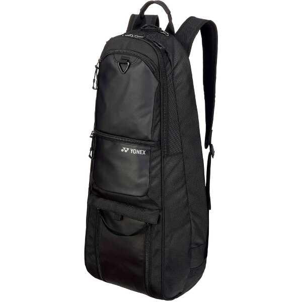 【ヨネックス】 ラケットバッグ2(リュック付) テニスラケット2本収納 [カラー:ブラック] [サイズ:31×18×72cm ] #BAG1852TR-007 【スポーツ・アウトドア:その他雑貨】