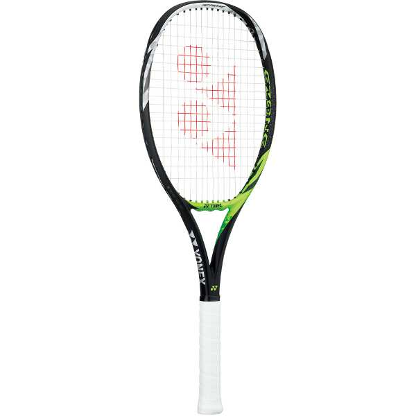 【ヨネックス】 硬式テニスラケット Eゾーン フィール(ガットなし) [サイズ:G1] [カラー:ライムグリーン] #17EZF-008 【スポーツ・アウトドア:テニス:ラケット】