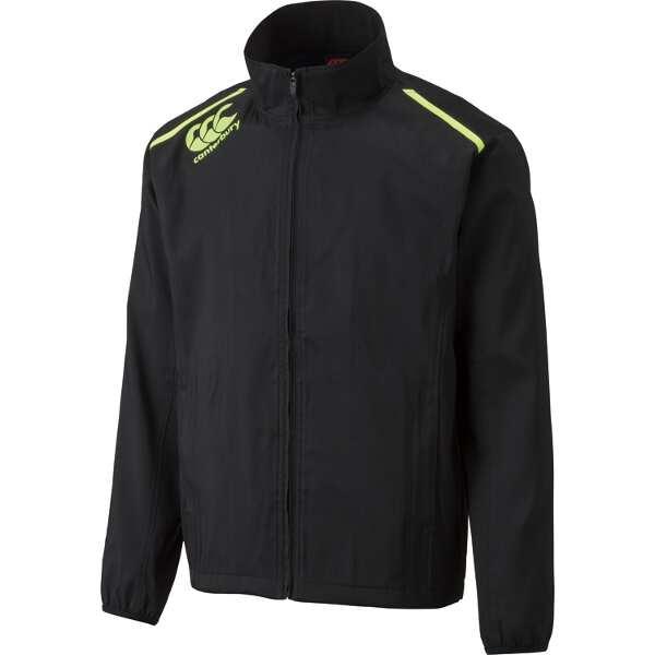 【カンタベリ―】 ストレッチ ウィンド ジャケット(メンズ) [サイズ:XL] [カラー:ブラック] #RG77511-19 【スポーツ・アウトドア:スポーツ・アウトドア雑貨】