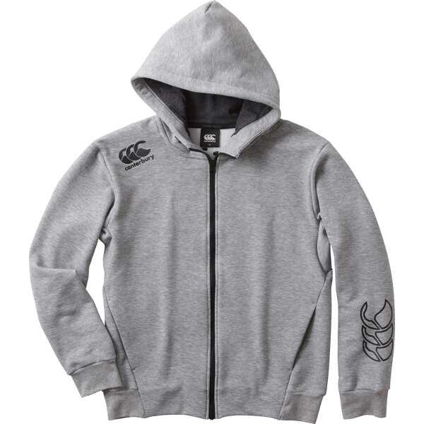 トレーニング スウェット ジャケット(メンズ) [サイズ:XL] [カラー:ミディアムグレー] #RP47526-15