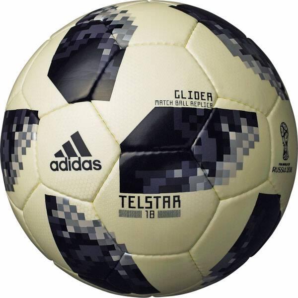 テルスター18 グライダ― サッカーボール 5号球 [カラー:ゴールド×ブラック] #AF5304GLBK