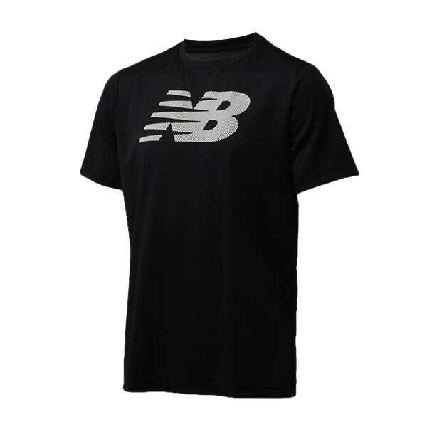 ベーシックビッグロゴTシャツ [サイズ:S] [カラー:ブラック] #JMTT7133-BK