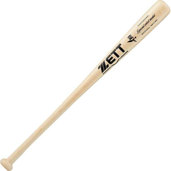 【ゼット】 野球用具 硬式用木製バット スペシャルセレクトモデル 84cm880g平均 [カラー:ナチュラル] #BWT14714-1200ST 【スポーツ・アウトドア:野球・ソフトボール:バット:大人用バット】