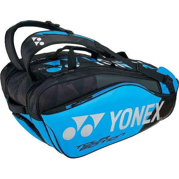 【ヨネックス】 ラケットバッグ9(リュック付) テニスラケット9本用 [カラー:インフィニットブルー] #BAG1802N-506 【スポーツ・アウトドア:テニス:ラケットバッグ】