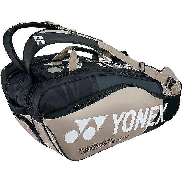 【ヨネックス】 ラケットバッグ9(リュック付) テニスラケット9本用 [カラー:プラチナ] #BAG1802N-695 【スポーツ・アウトドア:テニス:ラケットバッグ】